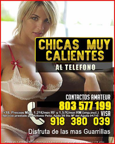 Teléfono Erótico